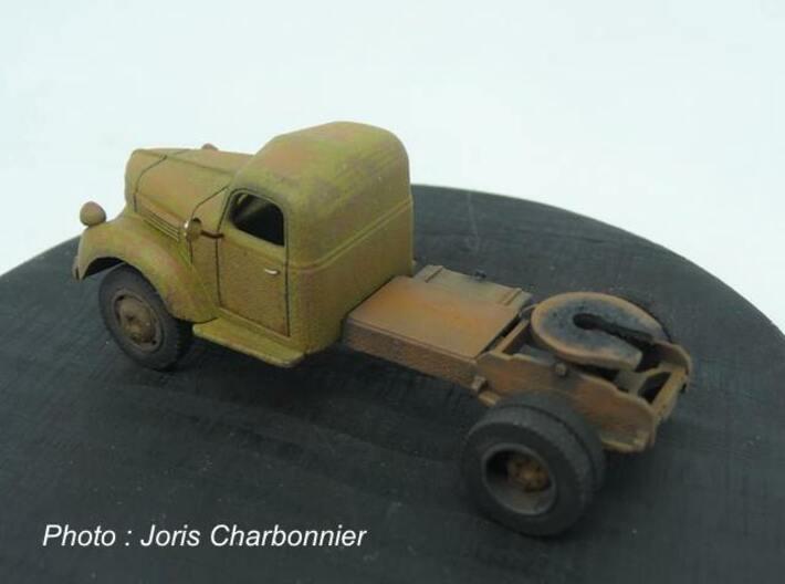 Dodge semi tractor 1940 - Ho 1:87 3d printed