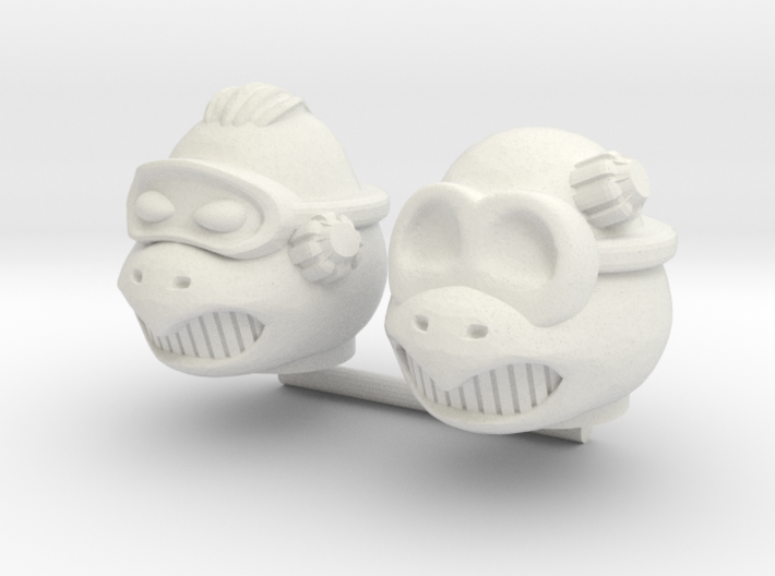 Turly Gang Multipack - Multisize 3d printed