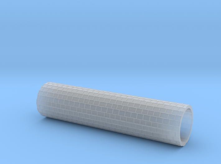 Steinpflaster-Walze Extra Wide (H0 1:87) 3d printed