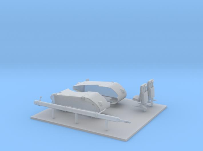 1.72 COMBO EC725 CARACAL (C) 3d printed