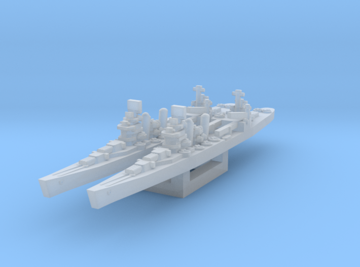 New Orleans class 3d printed