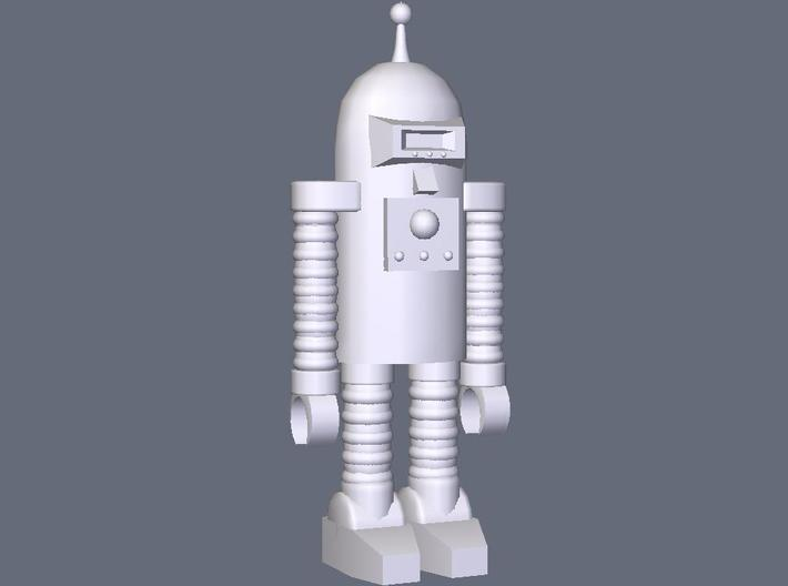 The Republic Robot - Standing 3d printed
