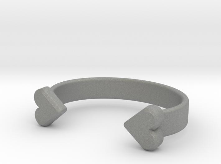 GOGO Hair Tie Bracelet 3d printed