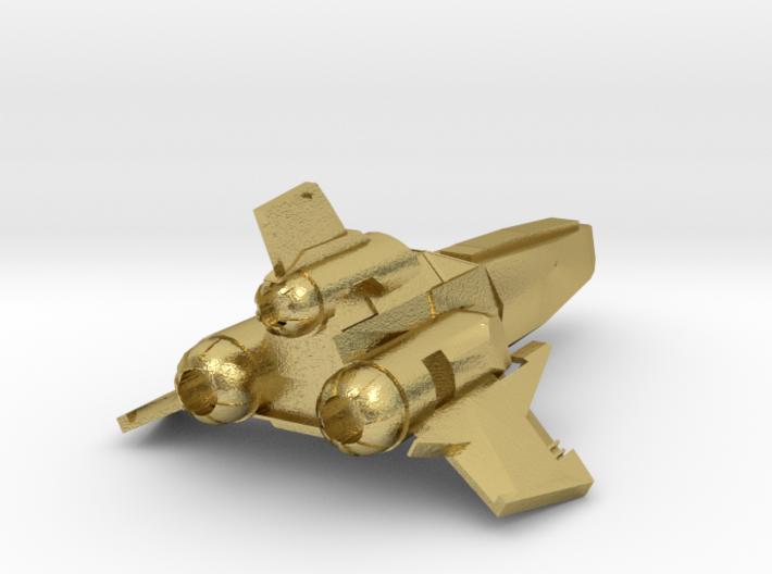 The Viper 3d printed