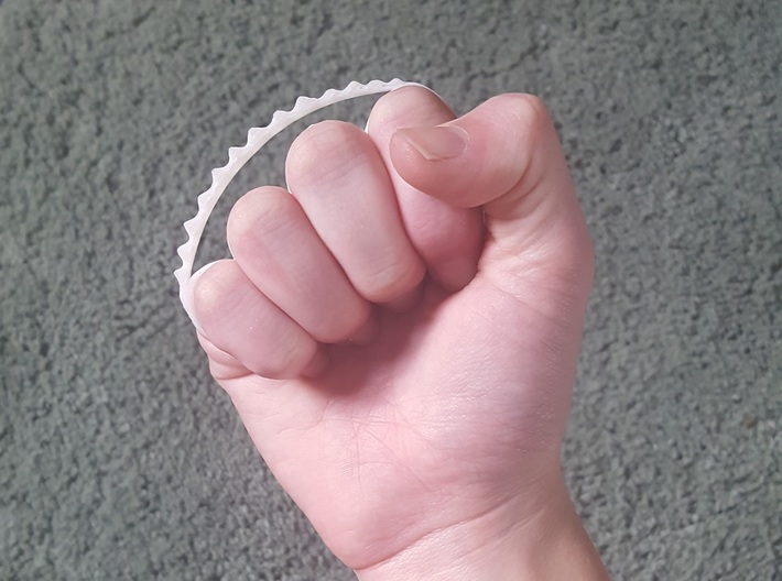 Punk Pie Crimper 3d printed (without sun middle support)