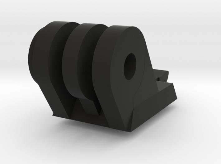Helmet ARC Rail GoPro Mount 3d printed
