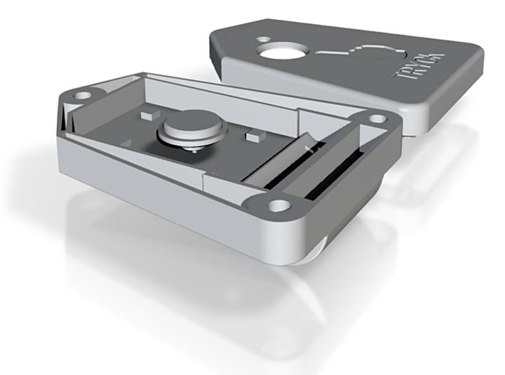 Remote Case 3d printed