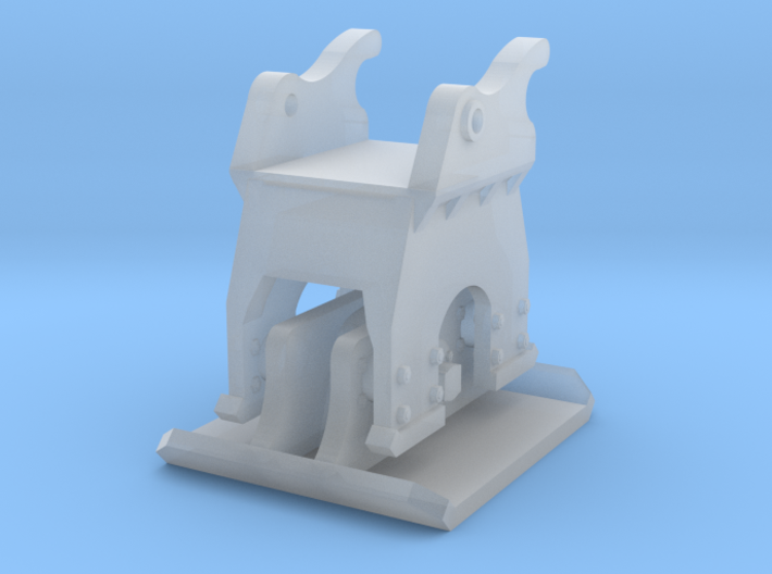 1:50 Plate Compactor for Cat 336D/E 3d printed