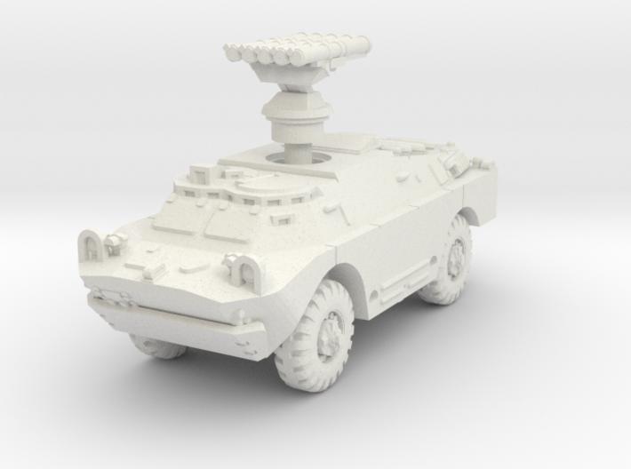 BRDM 2 AT Spandrel scale 1/100 3d printed