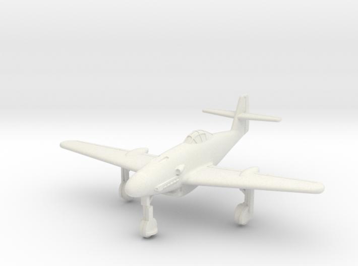 (1:144) Messerschmitt Me 309 V4 (Wheels down) 3d printed