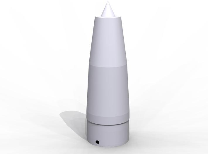 Classic estes-style nose cone PNC-55D replacement 3d printed