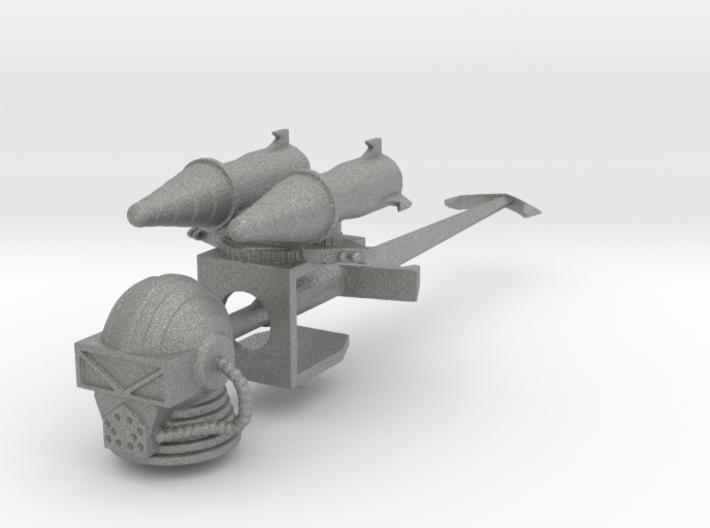 Force Commander Kreon Kit 3d printed
