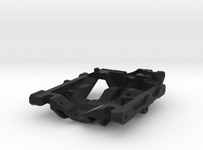 N2R High Clearance Skid for Traxxas TRX-4 3d printed
