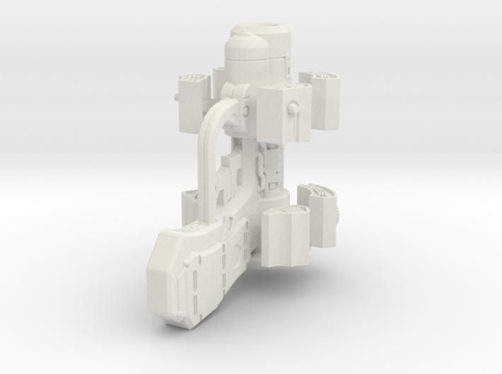 Miniature X-Gun - Gantz 3d printed
