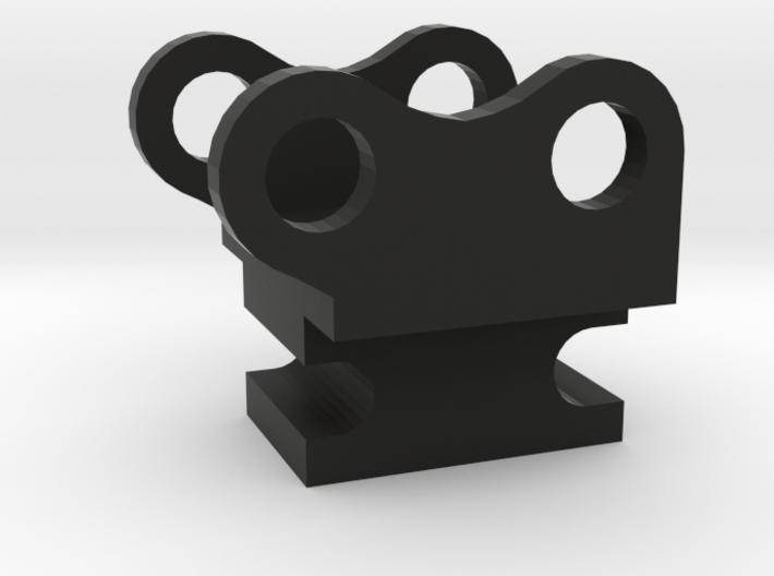 Snelwissel schaeff/terex HR32 van siku 1:50 3d printed