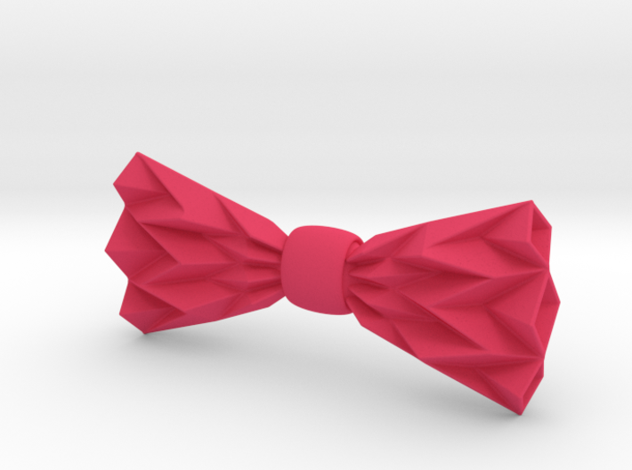 The Fold Bow Tie 3d printed