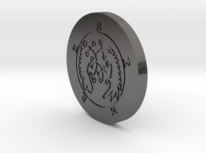Seere Coin 3d printed