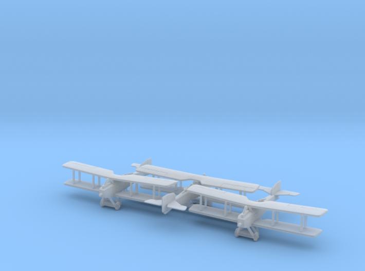 1/285 Breguet 14 B2 x3 3d printed