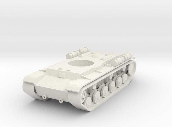 1/100 KV-S Hull 3d printed