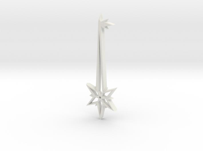 Key to Magic 3d printed