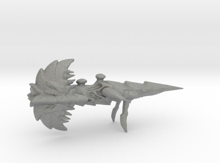 Hive Spore Cruiser - Concept B 3d printed