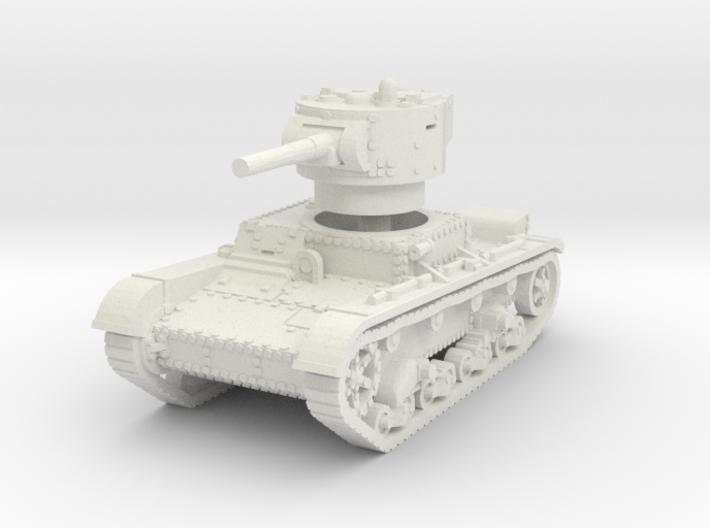 T 26 B Tank 1/87 3d printed