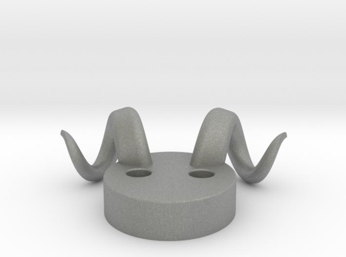 Horns 3d printed
