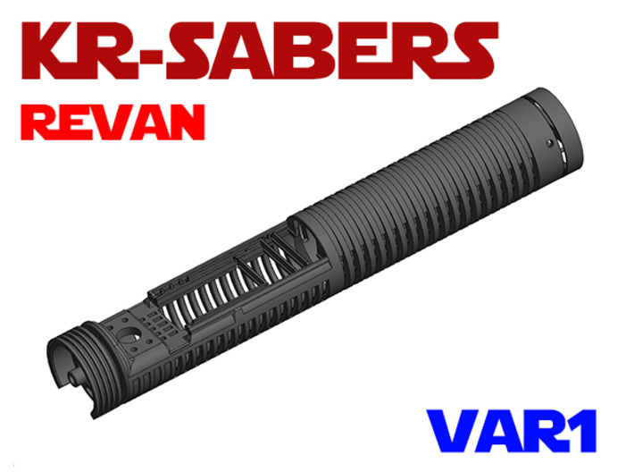 KRxOR - Revan Var1 3d printed