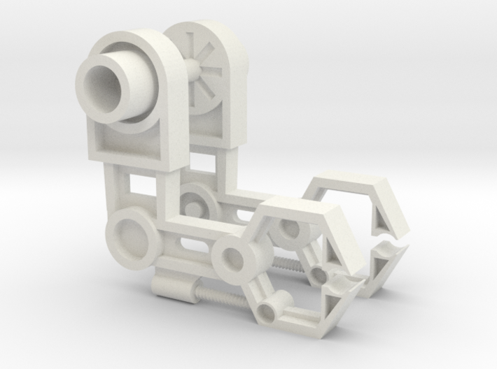 Microtron Arms 3d printed