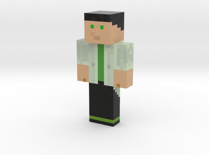 samix0 | Minecraft toy 3d printed