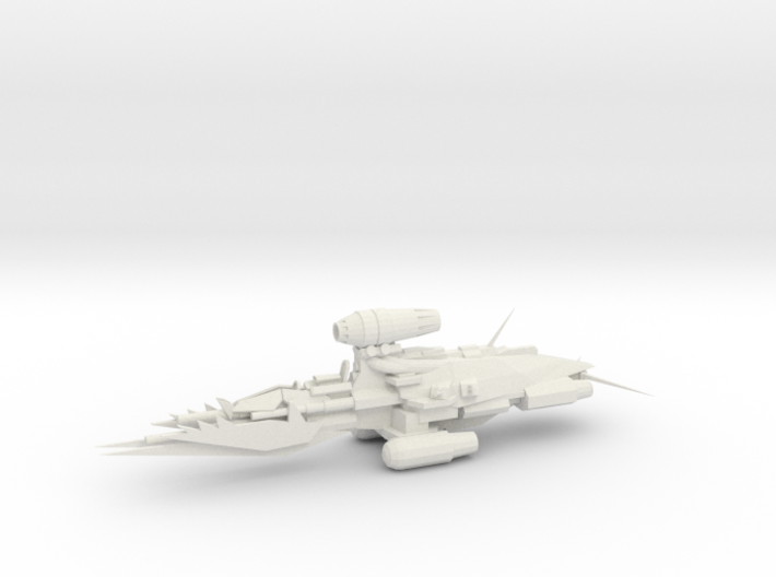 Alternative Kruiser - Concept A 3d printed