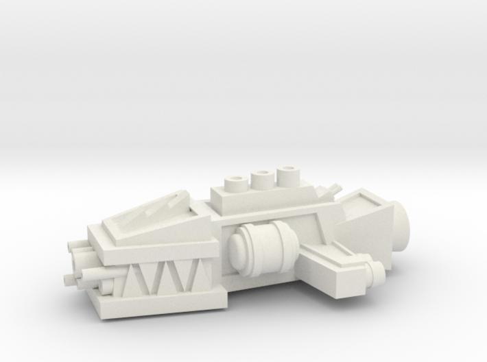 ! - Escort - Concept H 3d printed