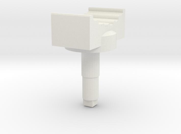 STEM_2WAY_ROCKER_4_DISH 3d printed