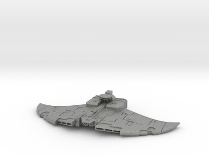 Larshirvra Protector Gunship 3d printed