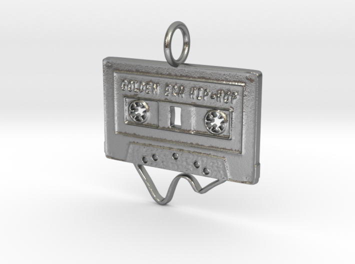 Golden Era Hip-Hop  3d printed