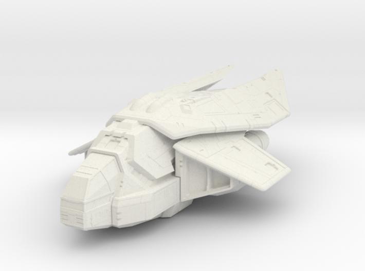 Diamondback Scout: Elite Dangerous 3d printed