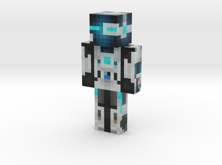CyberVoidMC | Minecraft toy 3d printed