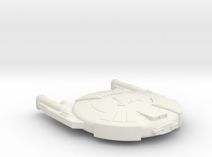 3788 Scale Andromedan Cobra Destroyer SRZ 3d printed
