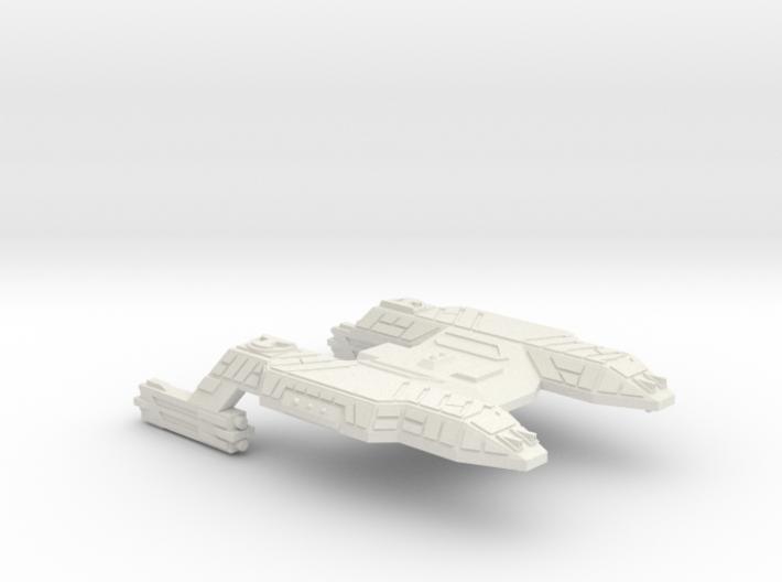3125 Scale Lyran Java Tiger Heavy Command Cruiser 3d printed
