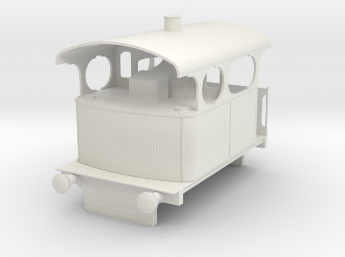 b-43-cockerill-type-IV-loco 3d printed
