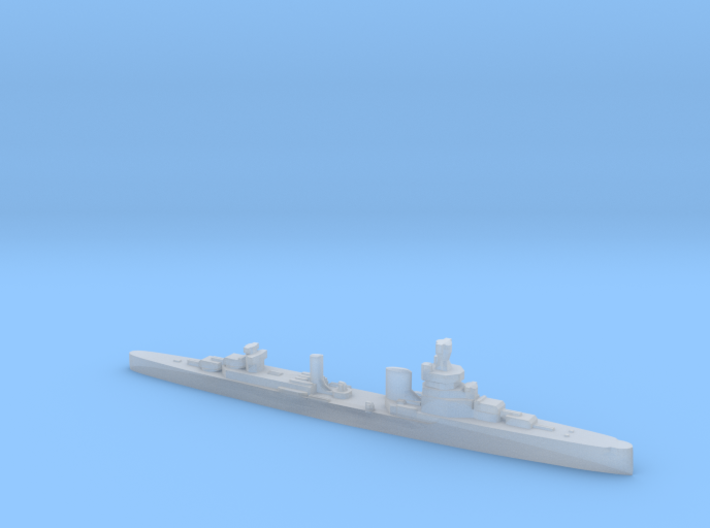 Bartolomeo Colleoni cruiser 1:2400 WW2 3d printed