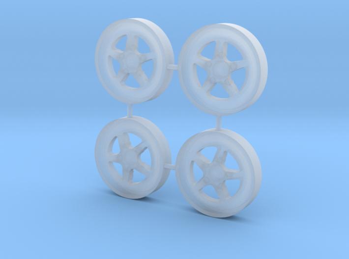 S71 Wheels #3 3d printed