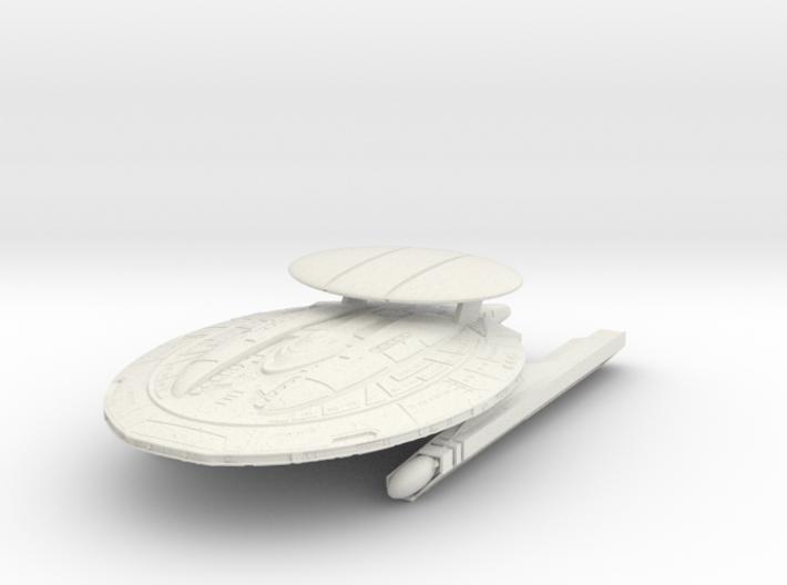 "Federation USS Wilson Cruiser 5.2"" 3d printed"