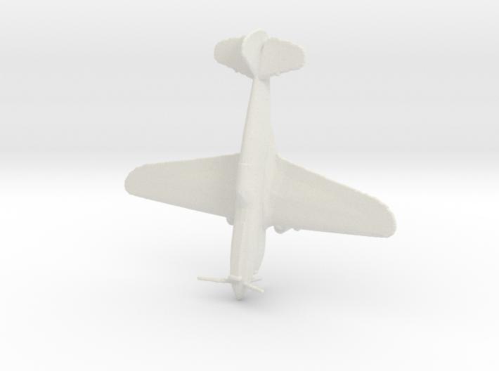 1:220 P-40 Warhawk 3d printed