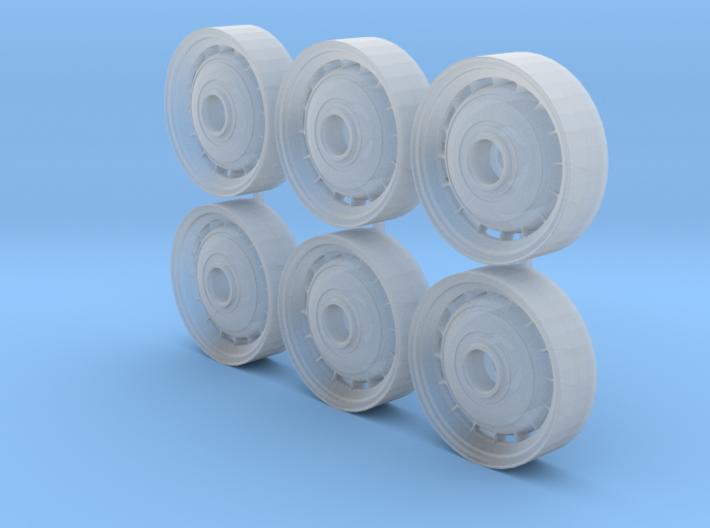 T50 Wheel 3d printed