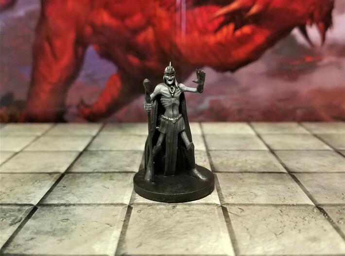 Deathlock Mastermind 3d printed