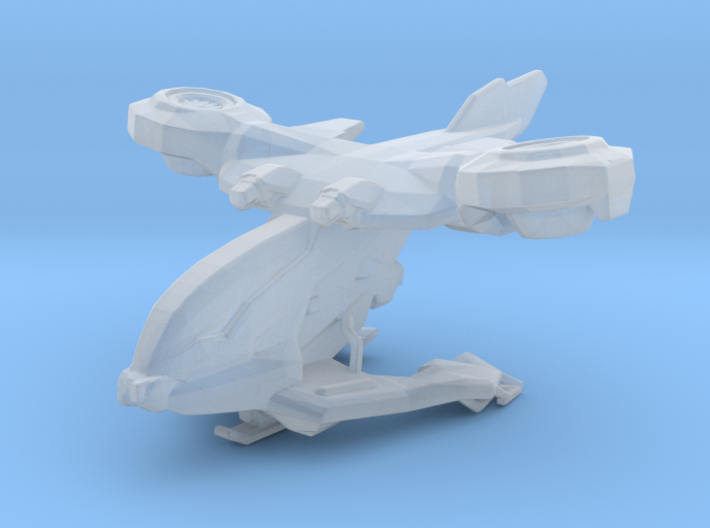 HALO UNSC AV-14 Attack VTOL Hornet 3d printed