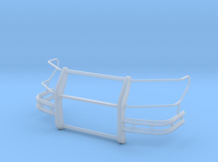 explorer_push_bumper_pit 3d printed