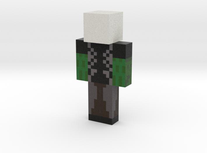 ScarClaw72 | Minecraft toy 3d printed