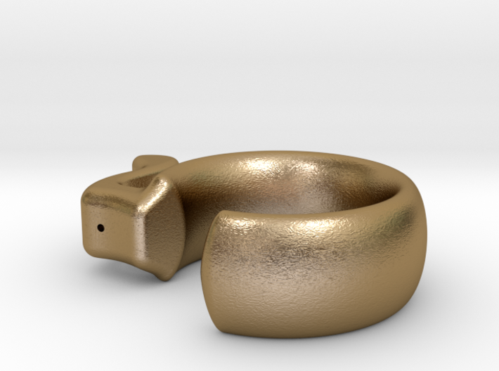 Take 5 Ring 3d printed